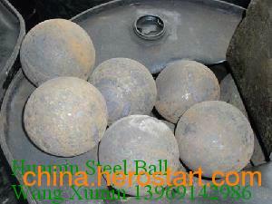 供应黑色及有色金属矿山球磨机用耐磨高猛高碳合金钢球,研磨钢球,锻钢球