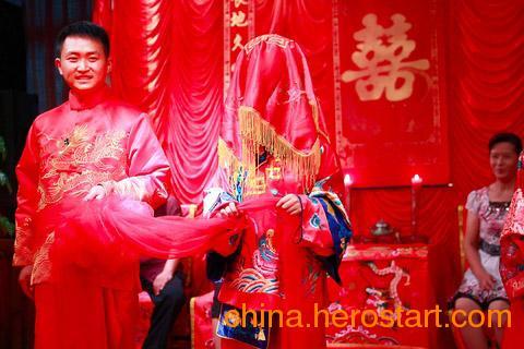 供应成都中式婚庆公司