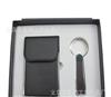供应经典款式皮质钥匙扣套装 名片盒组合礼品