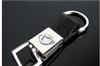 钥匙配饰皮质钥匙扣 时尚品味 美观大方 方便携带。