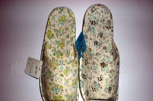 供应藤,草,竹,麻,棉室内拖鞋.(图)外贸拖鞋,健康按摩拖鞋