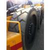 供应矿山支架搬运车实心轮胎
