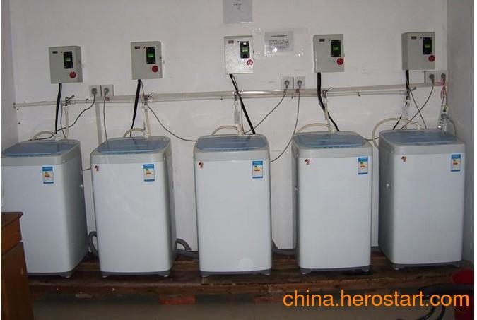 供应海尔HaierXQB50-728E全自动投币智能洗衣机/自助式洗衣机