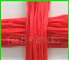厂家生产多种颜色和规格的礼品盒绳子 工艺品绳 塑料扣卡头绳