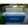 供应诺基亚手机柜、原装诺基亚手机销售柜、铁质烤漆手机柜