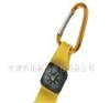 供应织带登山扣/钥匙扣 多功能登山扣,指南针