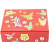 锦时漆器 21-39 木质工艺品 漆器首饰盒 生日礼物 木盒批发