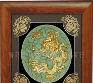 供应国宾礼品漆线雕、工艺品、收藏品、各种场合摆设品