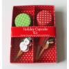 供应圣诞防油纸蛋糕杯,圣诞礼品套装,蛋糕杯套装,蛋糕杯牙签