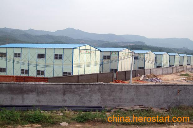 供应宁波慈溪临时活动组合板房每平方米价格