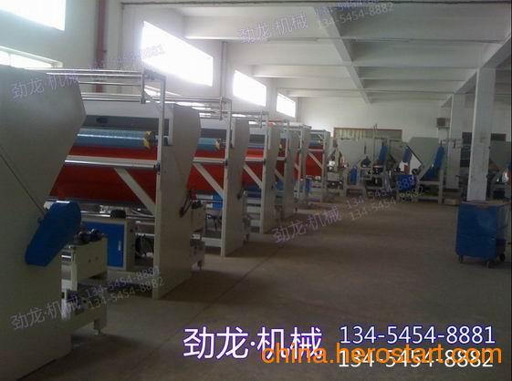 供应卷布机厂家|验布机厂家|打卷机报价|劲龙机械