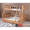 供应越百亿 儿童床上下床 子母床上下铺双层床实木 榉木高低床学生床