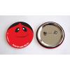 供应直接厂家生产各种规格印刷个性LOGO,马口铁胸章,电镀徽章