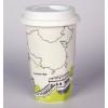 供应渭南陶瓷马克杯批发订做广告杯