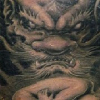 非凡刺青提供最专业的遮疤纹身