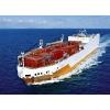 供应海运货代国内海运营口到珠海钢化玻璃运输