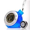 供应小水雷水能时钟 环保时钟 新能源时钟