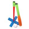 供应玩童无忧棒球 NBR发泡+高品质优质塑胶+EVA发泡
