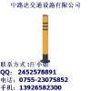供应优质活动型钢管防护桩,防护警示桩厂家直销