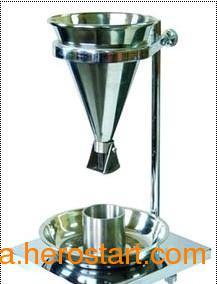 供应普通磨料堆积密度测定仪