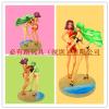 供应玩具工厂直销动漫美少女玩具