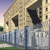 长沙防护窗制造公司 阳台防护窗 锌钢防护窗厂家 金篱笆最好feflaewafe