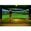 供应室内环幕模拟高尔夫