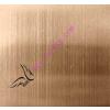 供应不锈钢拉丝玫瑰金板,镜面拉丝玫瑰金板厂家直销