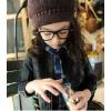 供应2012秋装 女童童装 秋冬装 韩版夹克 加厚机车服 皮衣外套