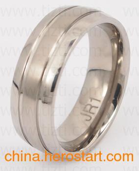 供应钛饰品纯钛戒指,钛合金戒指,钛金戒指价格