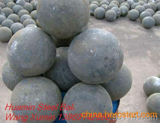 供应铁矿用优质研磨钢球,耐磨钢球,铁矿选矿磨球,华民铁矿磨球