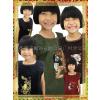 供应中国风可爱版儿童围裙 罩衣/儿童围裙画画衣/ 儿童款居家服