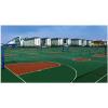 供应广西硅pu篮球场建设