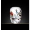 供应陶瓷礼品瓷花瓶——春和景明