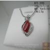 供应红珊瑚镶嵌 精品珠宝首饰镶嵌加工