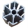 供应六凌柱  铝合金八棱柱 展览铝材