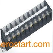 供应TD导轨组合接线端子 大电流连接器端子