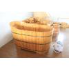 供应熏蒸全身木桶,泡澡熏蒸两用木桶,减肥桶 沐浴桶