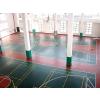 供应pvc羽毛球塑胶地板  塑胶地板安装方法 Pvc室内运动地板铺装