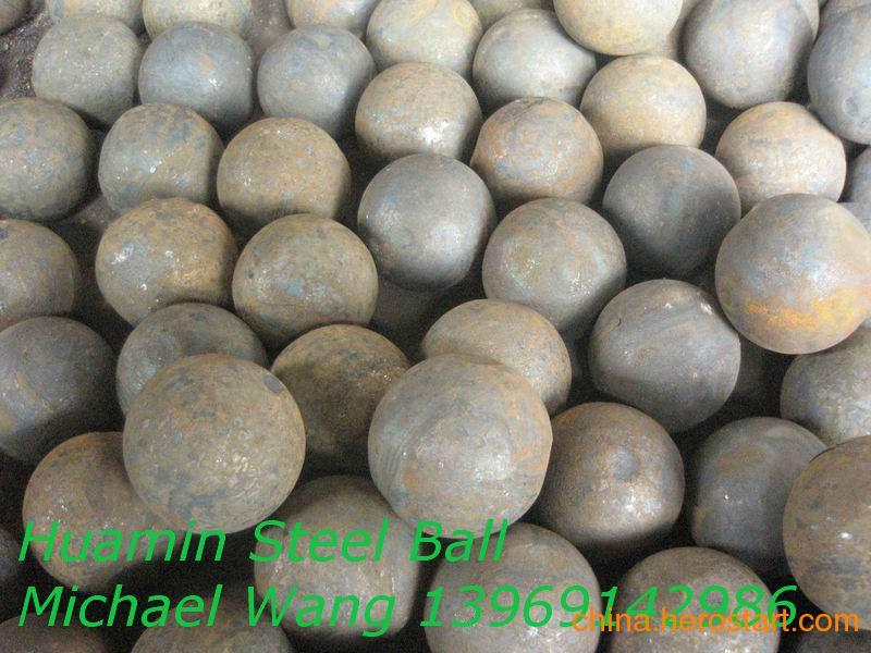 供应南美客户采购的专业矿山研磨钢球,铜矿磨球,耐磨钢球,专利材料磨球