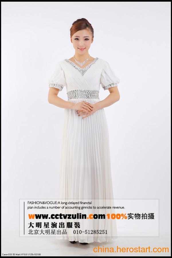 供应租合唱服到北京大明星 租赁演出服装舞台服装12.9合唱服装租赁