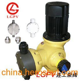 供应上海连工牌GB系列精密计量泵