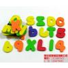 供应冲压海绵字母玩具、儿童益智玩具设计、可定制