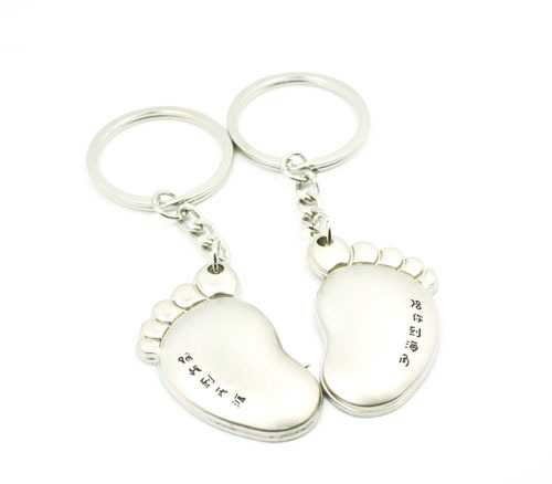 情侣钥匙扣/钥匙链/钥匙扣/婚庆礼品/创意礼品