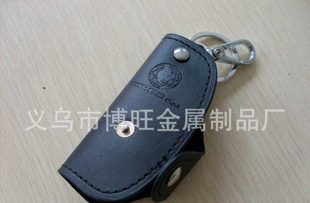 家供应精美真皮钥匙包,PU皮钥匙包,汽车遥控钥匙包高清图片