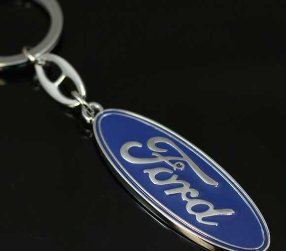 车标福特钥匙扣