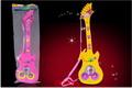 供应玩具音乐玫瑰闪光吉它