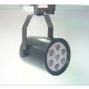 供应LED服装店专用款轨道射灯7W黑色