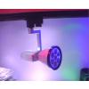 供应LED服装店专用款轨道射灯7W白色2
