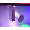 供应LED服装店专用款轨道射灯12W白色